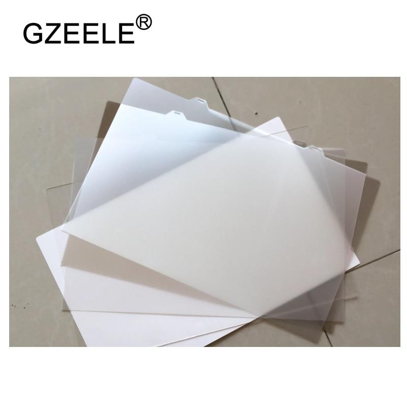 GZEELE New For Macbook Air A1370 A1465 A1369 A1466 A1398 A1502 A1534 LED LCD Screen Display Back Rear Reflective Sheet Backlight