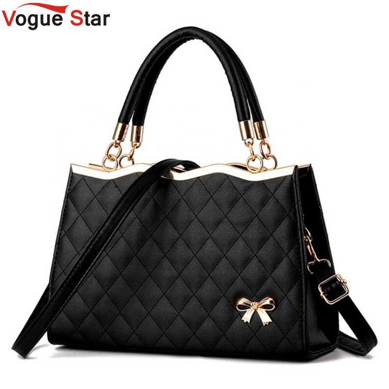 Vogue Star Brand Luxury Women Leather Handbags Women's Trunk bolsos Messenger Bags Shoulder Bag Sac A Main Femme De Marque LS495 конструктор big школа peppa pig 87 предметов 57075