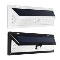 New Garden Outdoor LED Light Security 90 LED Solar Light PIR Motion Sensor Solar Powered Emergency