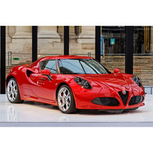4pc stickers on cars interior inside door handle atmosphere lamp for Alfa Romeo 4C SPIDER BRERA GIULIETTA GT GTV MITO SPIDER john campbell travels in south africa vol 2