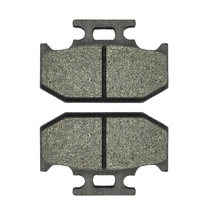 Motorcycle Rear Brake Pads For Yamaha <font><b>DT</b></font> 125 RE/X, YZ 125 250 400, TT 250 600, WR 200 250 <font><b>500</b></font> image