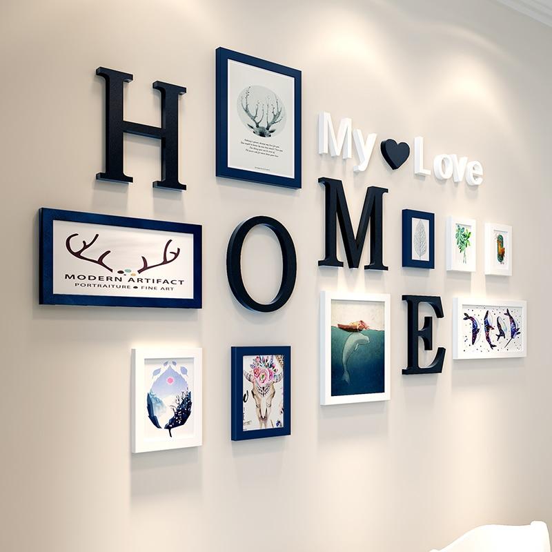 Europäischen Stype Home Design Hochzeit Liebe Bilderrahmen ...