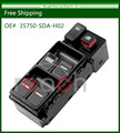 New Electric Master Power Window Switch For  Honda Accord  2003-2007 35750-SDA-H02 35750-SDA-H07
