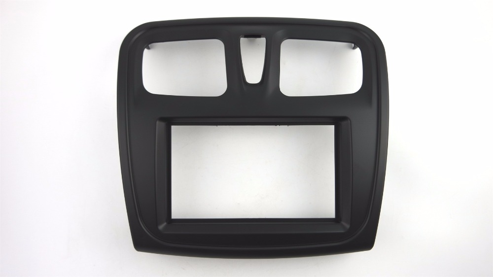 Facia for Renault Logan Dacia Sandero 2013 Dash Kit Radio DVD Stereo Install kit Panel Trim