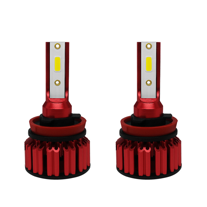 New <font><b>200W</b></font> 20000LM H11 9006 9005 <font><b>H4</b></font> H7 COB Car <font><b>LED</b></font> <font><b>Headlight</b></font> <font><b>Bulbs</b></font> Auto <font><b>Led</b></font> Headlamp Fog Light 6000K image