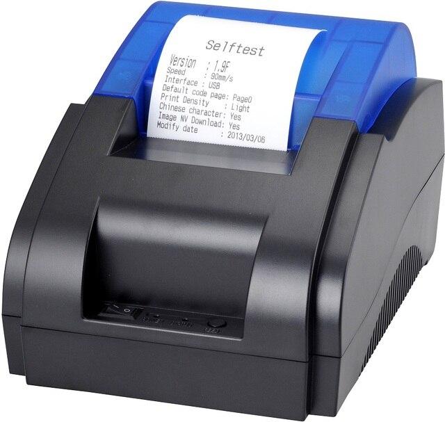 5890IV термопринтер уникальная личность ккм высокое качество 58 мм тепловая получение скорость печать быстрый USB