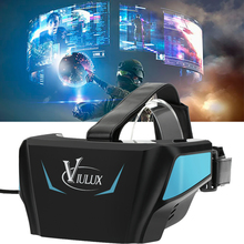 VIULUX V1 VR Glasses Virtual Reality Display 3D Glasses Video 720P Virtual Reality Headset 8GB Games USB to Computer