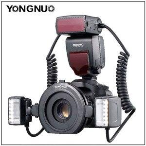Image 4 - YONGNUO YN 24EX YN24EX Macro flash Speedlite Macro Twin Lite TTL Flash Close up Photography for Canon 5DIII 5DII 5D 6D