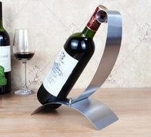 Sailing modeling stainless steel  wine rack  Creative fashion Home Decoration Wine Display Rack Wine rack furniture accessories