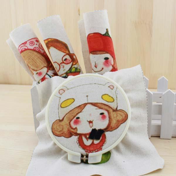 ღ Ƹ̵̡Ӝ̵̨̄Ʒ ღcartoon comic diy felt cotton fabric cloth dolls for ...