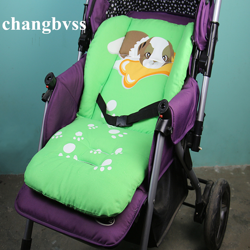 Stroller Baby Cover Baby Car Seat Accessories Soft Cushion Mat Thick Seat Prams for Newborns Stroller
