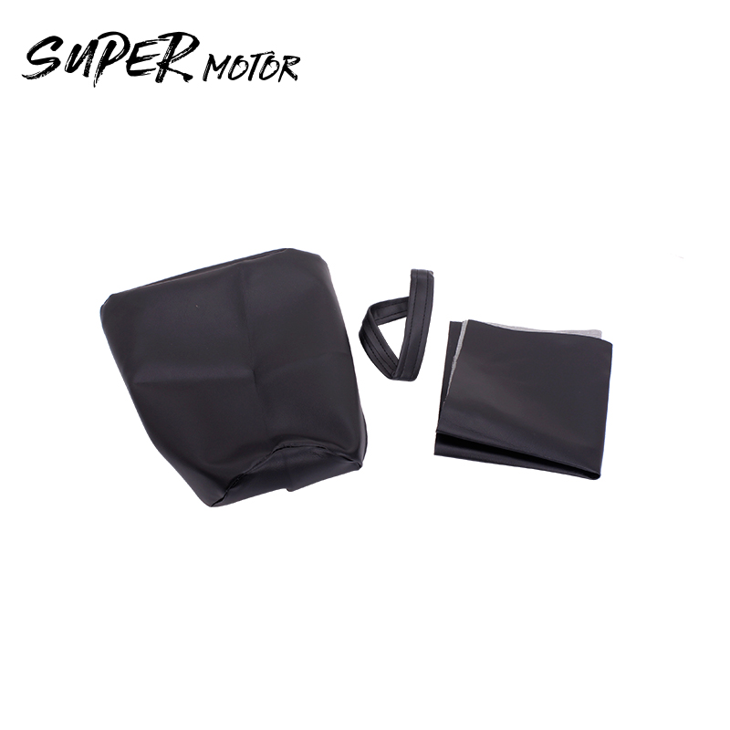 PU Leather New Replace Seat Cushion Water Proof Seat Cover Repair For HONDA CBR250 MC19 CBR250RR NC19 1988 1989 CBR19 Motorcycle