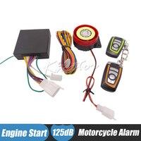 12v Anti Theft Motorcycle Alarm Remote Control Scooter Moto Security Protection System For Honda Kawasaki Yamaha