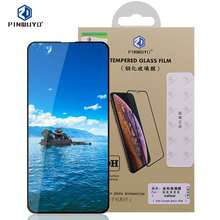 For Asus Zenfone 6 ZS630KL Glass Tempered PINWUYO 9H Protective Film For Asus Zenfone 6 ZS630KL Screen Protector Tempered Glass protective tempered glass screen protector film guard for asus zenfone 5