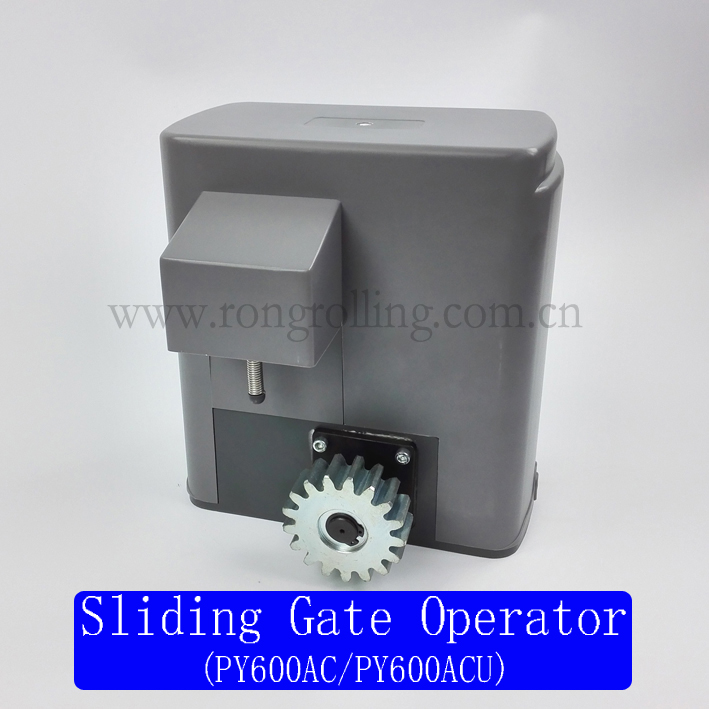 Economic Sliding Gate Opener Motor Sliding Gate Operator Capacity 600kg PY600AC/PY600ACU economic methodology