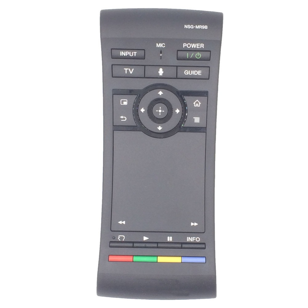 NSG-MR9U Voice Remote Control and touch control for NSZ-GS7 NSZGS7/CA NSZGS7H Internet Streaming Player Powered by Google TV web page