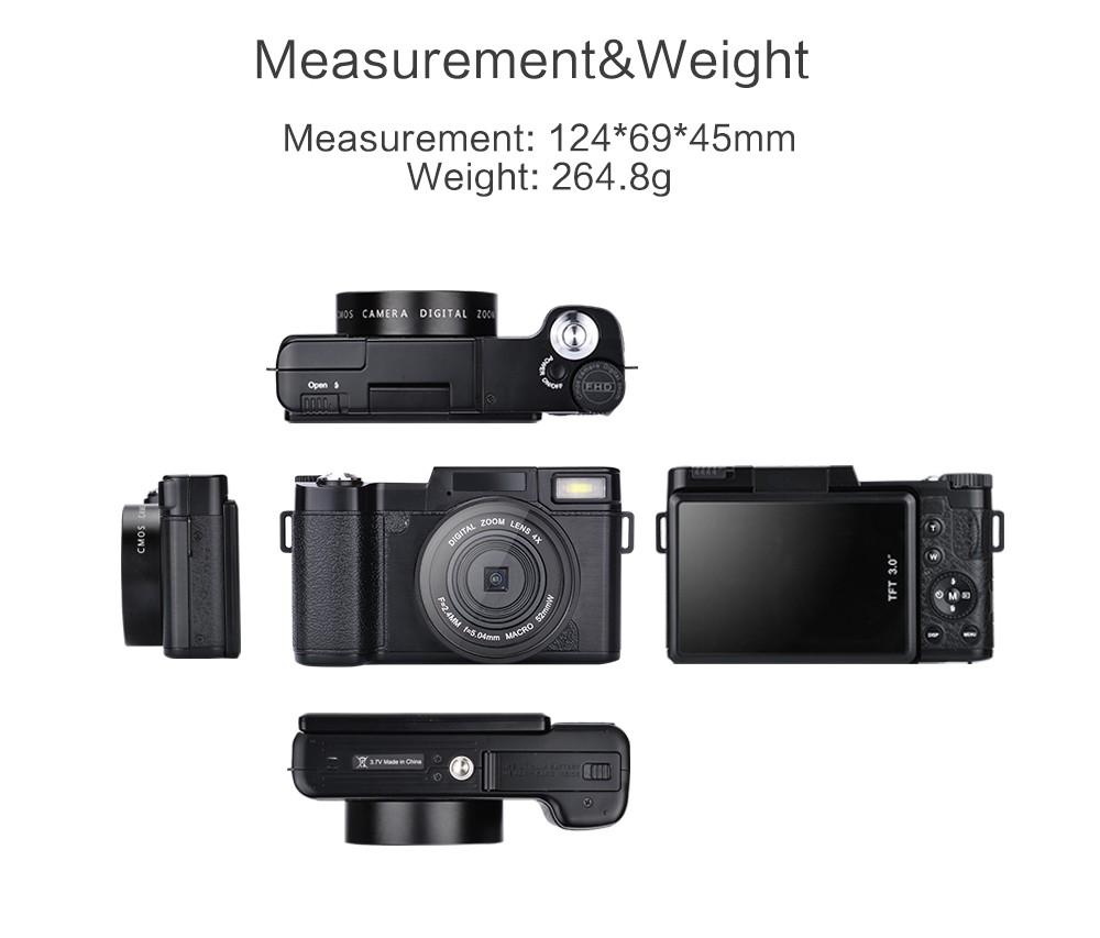 CDR2 Camera--24MP 3inch Screen (13)