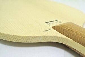 Image 3 - XVT Hinoki pagaie de Tennis de Table 1 pli 800, unique
