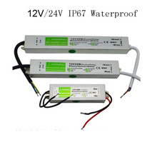 AC85-245V To DC 12V/24V 10W 20W 30W 45W 60W 100W 120W Power Supply Adapter Driver Switch for LED Strip Light Spotlight Module