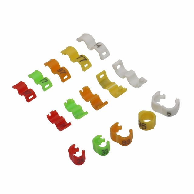 Rings for Birds 2.7 mm – 5 mm