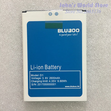 Bluboo D1 Battery Replacement 100% Original 3000mAh Back up Battery For Bluboo D1 Mobile Phone ограничитель ekf opv d1