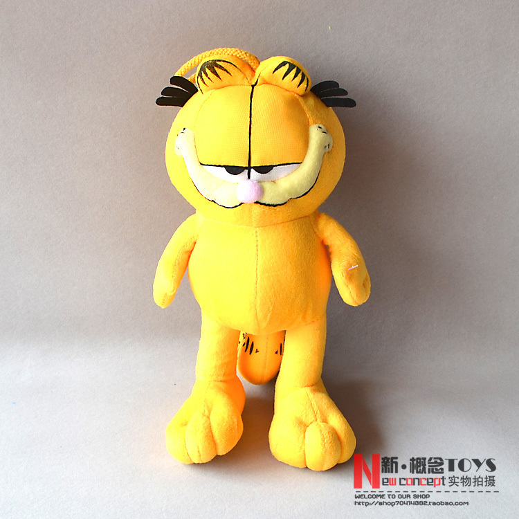 Special Offer Movie Tv Garfield Children Toys Stuffed Plush About 30 Cm Garfield Cat Plush Toy Doll Great Gift W405 41 Movies Tv Toys Insight 29
