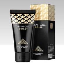 2pcs Original Titan Gel Gold Provocative Male Enlargement Vi