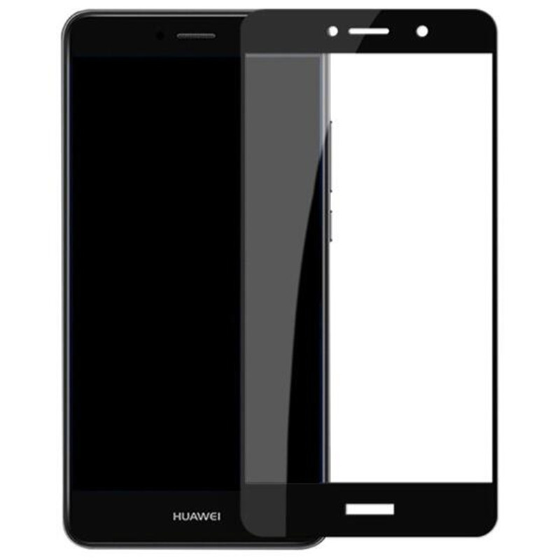 Full Cover Tempered Glass For Huawei Y7 Y7 Prime 2018 Pro 2018 Y7Prime Y7Pro Screen Protector Gold Black White Film