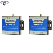 RTU5024 GSM Kapısı Açıcı Röle Anahtarı Uzaktan Erişim Kontrolü Kablosuz Kapı Açık Ev Iyi Bir Yardımcı 2 adet Kral Güvercin