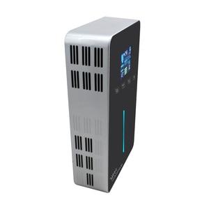 Image 3 - MPPT الشمسية جهاز التحكم في الشحن 60A 50A LCD الخلفية عرض اللمس التبديل 12V 24V 36V 48V السيارات ألواح خلايا شمسية شاحن منظم