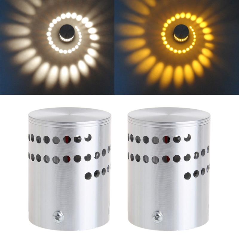 AC 85-265V 3W LED Aluminum Ceiling Light Fixture Lamp Chandelier rovertime rovertime rtm 85