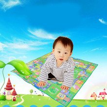 Baby Mat Waterproof Game Toys Activity Developing Play For Playing Playmat Floor Kids Rug Toy Children