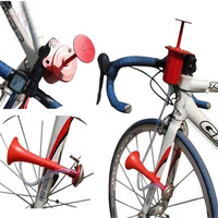 Bicycle Bike Cycling Metal Air Horn Hooter Bell Bugle Trumpet New High Quality Wholesale And Retails