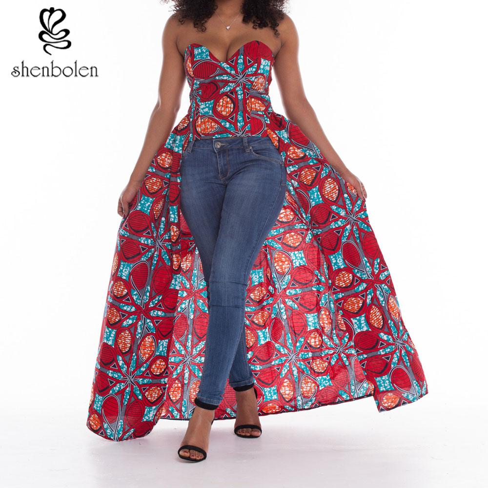 Simple Stylish Ankara Designs Trendy African Women Clothes Dress Styles For | Male Models Picture