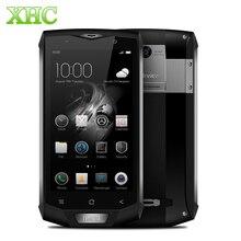 Blackview BV8000 Pro 4180 мАч Батарея 6 ГБ 64 ГБ 5.0 дюймов Android 7.0 смартфон MTK6757 Восьмиядерный отпечатков пальцев ID мобильный телефон