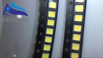 100 шт. 0.2 Вт SMD 2835 СВЕТОДИОДНАЯ Лампа Шарик 20-25lm Белый/Теплый Белый SMD СВЕТОДИОДНЫЕ Бусы ПРИВЕЛО Чип DC3.0-3.6V для Всех видов ПРИВЕЛО Свет