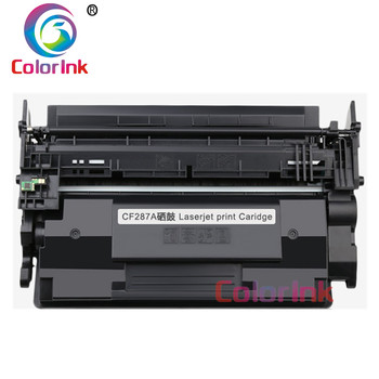 ColorInk CF287A 287A 87A toner cartridge for HP M506dn M506n M506x MFPM527z M527f M527dn printer toner 9000pages without chip