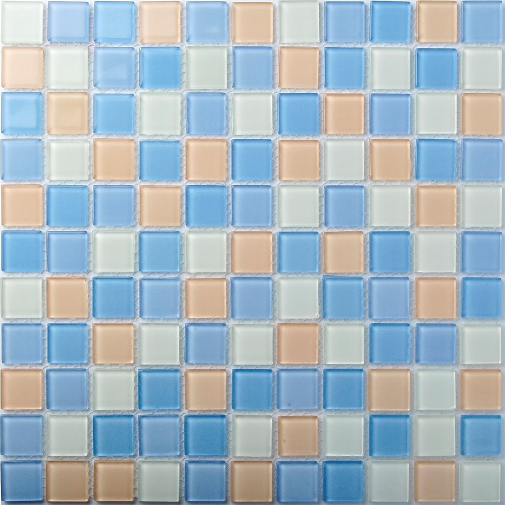 TST Crystal Glass Tiles Colorful