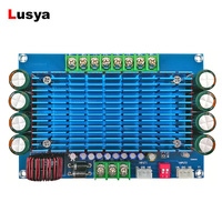 Power Amplifier Board TDA7850 50W*4 Switchable Channel Super Power Audio Aamplifier Board For Car DC 12V XH M180 G1 011