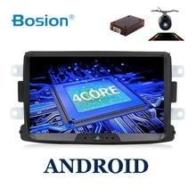 2 din Android 8,0 г оперативная память автомобильный DVD gps Радио для DACIA sandero Duster Renault стерео центральный кассетный плеер с BT/wi fi