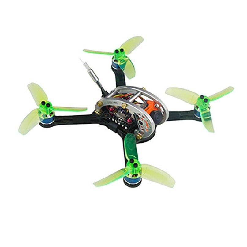 LDARC Flyegg 100 / 130 V2 Micro Mini Brushless FPV Racing Drone Quadcopter 100mW VTX Camera OSD PNP VersionLDARC Flyegg 100 / 130 V2 Micro Mini Brushless FPV Racing Drone Quadcopter 100mW VTX Camera OSD PNP Version