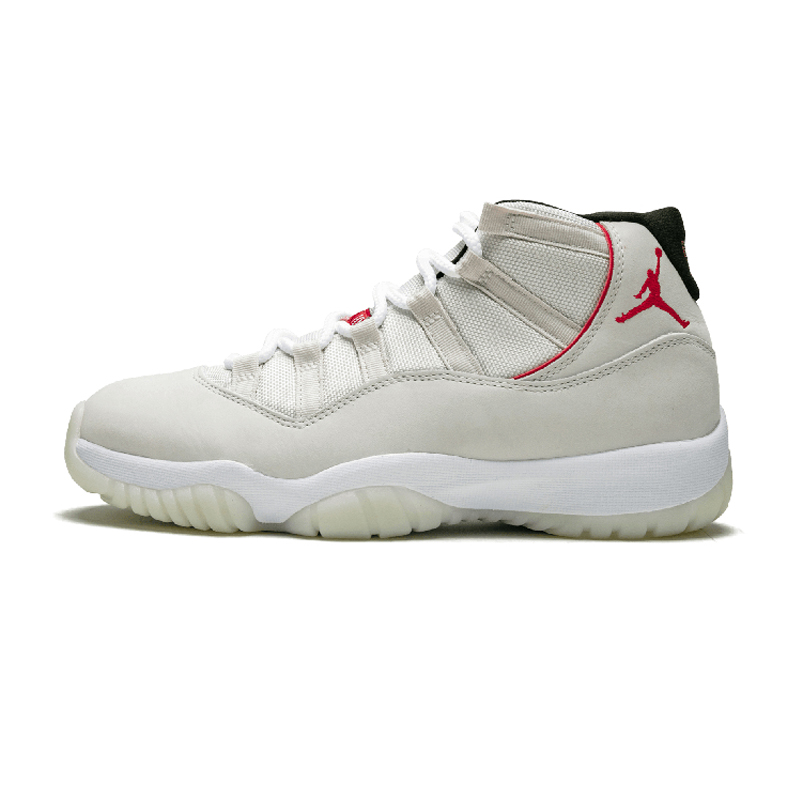 8b06b448ee14 2019 Jordan Retro Basketball Shoes 11 Black White Platinum Tint Bred High  cut Outdoor Sport Sneaker Cap and Gown Shoes Hot Sale-in Basketball Shoes  from ...