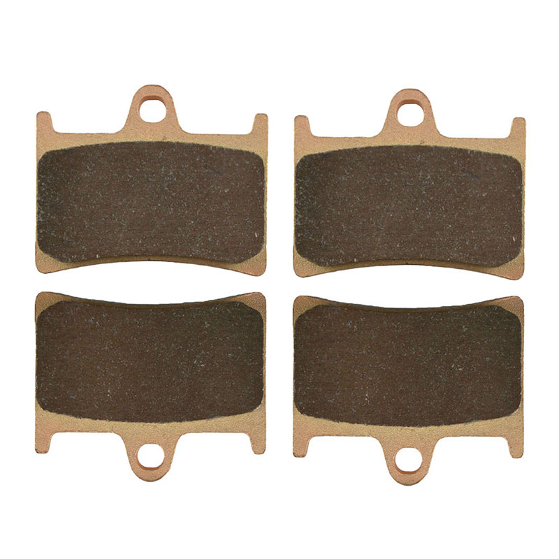Motorcycle Parts Front Brake Pads Kit For YAMAHA FZS1000 FZS 1000 (FZ1) 2001-2005 Copper Based Sintered