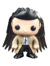 Funko Pop: Supernatural Castiel with Wings Figure