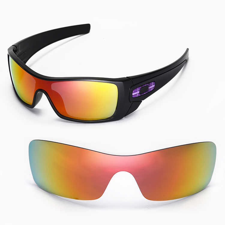 bdc5da261a Walleva Polarized Replacement Lenses for Oakley Batwolf Sunglasses 5 colors  available-in Accessories from Apparel Accessories on Aliexpress.com