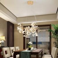 American Style Crystal Pendant Lights Rural French Speakers Retro Restaurant Iron Bedroom Living Room Pendant Lights