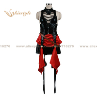 Kisstyle Fashion Black Butler Kuroshitsuji Book of Circus Beast Uniform COS Clothing Cosplay Costume,Customized Accepted