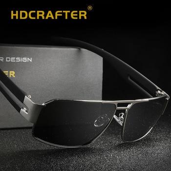 Square Sunglasses Men Polarized Brand Design Driving Sun Glasses UV400 Mens Classic Sunglasses Male Eyewear UV400 Gafas De Sol