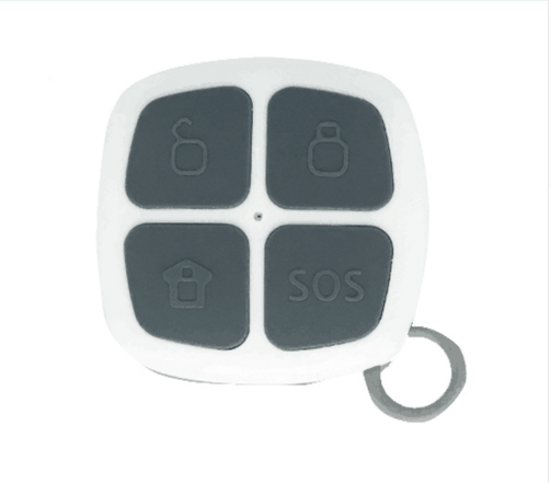 New Wireless remote control wireless arm/disarm command keyfob works with G9 wifi Alarm system ya yk08 12v 433mhz wireless keyfob remote controller