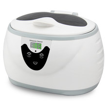 High Quality JP-3800S Ultrasonic Cleaners Bath 600ml 35W 40kHz Ultrasonic Washing Money Coins Jewelry pedicure Nail art tools cl(China)